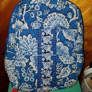 Vera Bradley Small sz Backpack